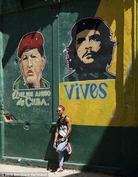Thu do Cuba trong bo anh cua nhiep anh gia Duc - Anh 1