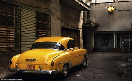 Thu do Cuba trong bo anh cua nhiep anh gia Duc - Anh 9