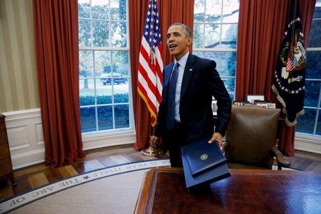 Anh an tuong Tong thong Obama trong 2 nhiem ky - Anh 10