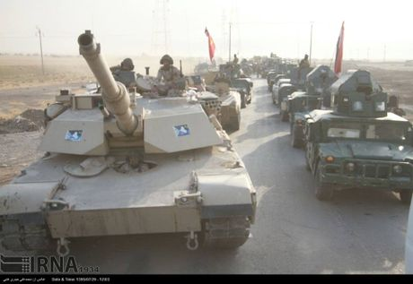 Phao phan luc TOS-1A oanh tac Mosul, quan IS 'het duong song' - Anh 13