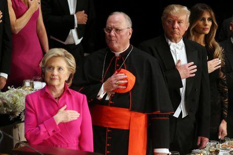 Cap Clinton-Trump tai ngo sau tranh luan vong 3 - Anh 4