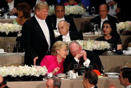 Cap Clinton-Trump tai ngo sau tranh luan vong 3 - Anh 7