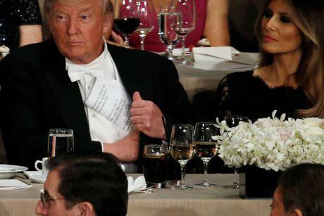 Cap Clinton-Trump tai ngo sau tranh luan vong 3 - Anh 8