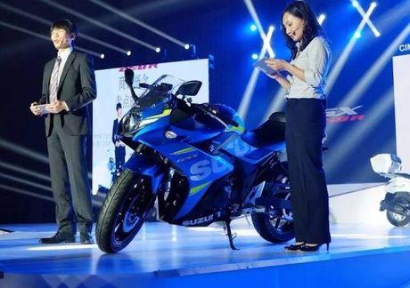 Can canh sportbike Suzuki GSX-250R 'dau' Yamaha R25 - Anh 1