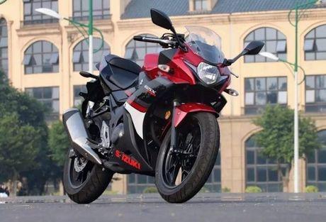 Can canh sportbike Suzuki GSX-250R 'dau' Yamaha R25 - Anh 2