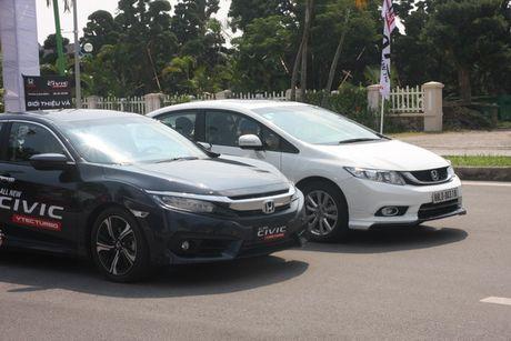 Honda Civic 2017 vua ra mat tai Viet Nam co gi? - Anh 1