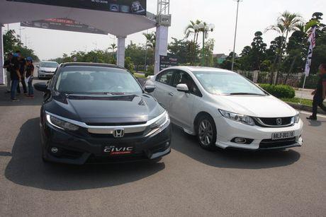 Honda Civic 2017 vua ra mat tai Viet Nam co gi? - Anh 4