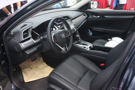 Honda Civic 2017 vua ra mat tai Viet Nam co gi? - Anh 8