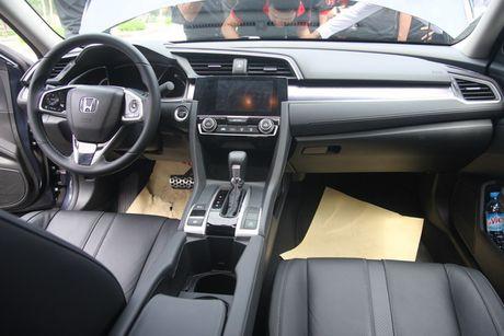 Honda Civic 2017 vua ra mat tai Viet Nam co gi? - Anh 9