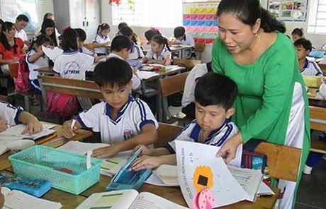 Binh Thuan trien khai thuc hien danh gia HS tieu hoc theo Thong tu 22 - Anh 1
