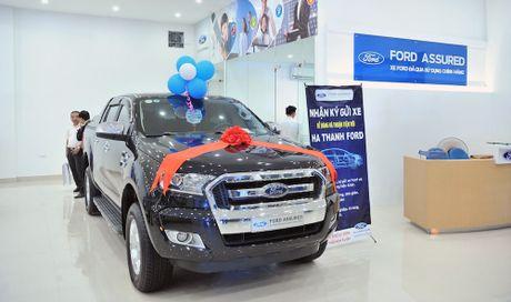Ford mo dai ly ban xe qua su dung 'chinh hang' dau tien tai Ha Noi - Anh 2