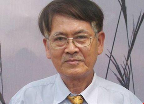 Vinh biet nha van Le Van Thao - Anh 1