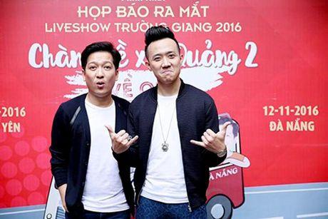 Truong Giang danh live show 'Chang he xu Quang 2' tri an khan gia mien Trung - Anh 3