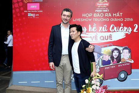 Truong Giang danh live show 'Chang he xu Quang 2' tri an khan gia mien Trung - Anh 4