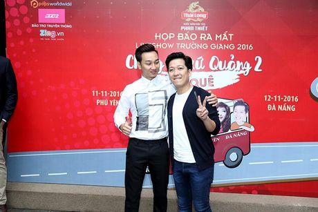 Truong Giang danh live show 'Chang he xu Quang 2' tri an khan gia mien Trung - Anh 5