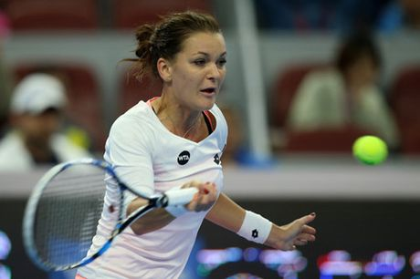 WTA Finals 2016: Hap dan bang Trang - Anh 2