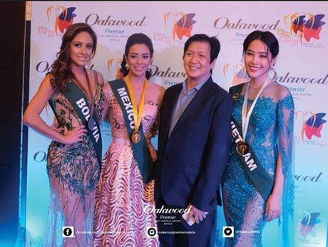Nam Em lien tiep nhan cac giai thuong phu tai Miss Earth 2016 - Anh 4