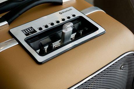 Can canh loa vali ho tro karaoke Soundmax M-6 - Anh 9