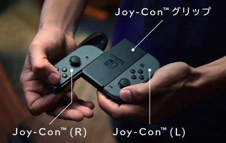 Nintendo ra may choi game Switch: thiet ke lai Tablet voi Console, thang 03/2017 ban - Anh 3