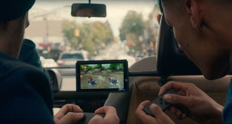Nintendo ra may choi game Switch: thiet ke lai Tablet voi Console, thang 03/2017 ban - Anh 5