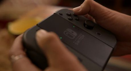 Nintendo ra may choi game Switch: thiet ke lai Tablet voi Console, thang 03/2017 ban - Anh 8