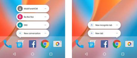 Dung thu Android 7.1 Beta: app shortcut tien, nhan 2 lan power chay camera, khong co Night Light - Anh 1