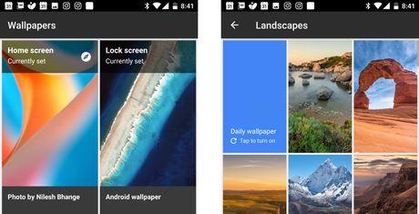 Dung thu Android 7.1 Beta: app shortcut tien, nhan 2 lan power chay camera, khong co Night Light - Anh 2