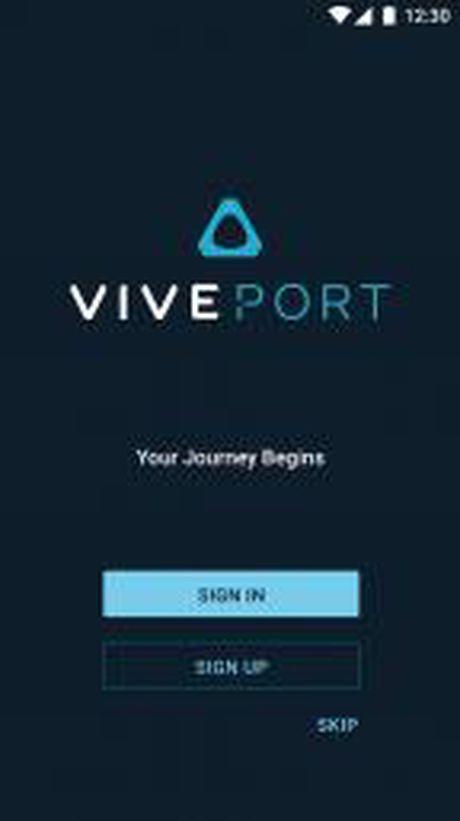 Viveport - nen tang VR duoc HTC phat trien tren Mobile - Anh 2