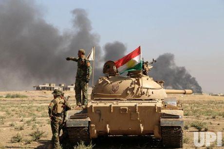 Chien dich giai phong Mosul nhanh hon du kien - Anh 1
