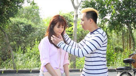 Cafe Sang voi VTV3: An Nguy tinh tu voi Tran Thanh trong phim moi - Anh 1