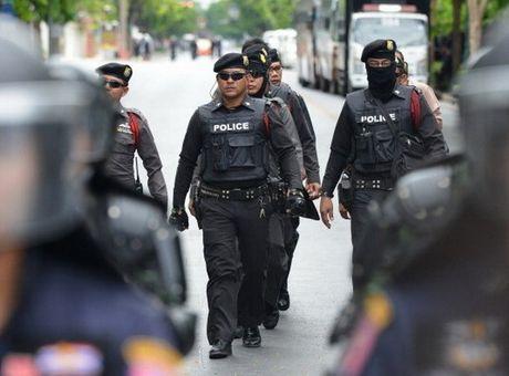 Thai Lan canh bao nguy co bat on trong giai doan de tang Nha vua - Anh 1