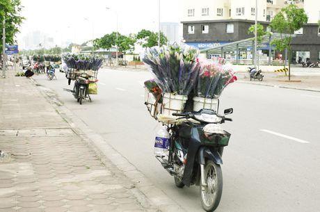 Hoa lan duong, tran via he trong Ngay Phu nu Viet Nam - Anh 1