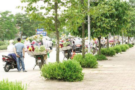 Hoa lan duong, tran via he trong Ngay Phu nu Viet Nam - Anh 2