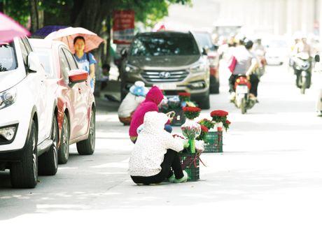 Hoa lan duong, tran via he trong Ngay Phu nu Viet Nam - Anh 3