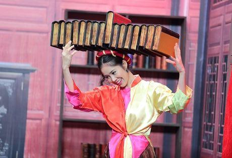 Truong Giang son phan yeu dieu, 'meo mat' an phai ot - Anh 3
