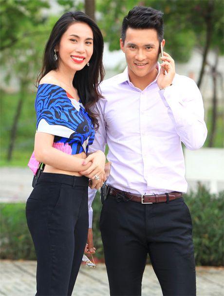 Cong Vinh tiet lo 'bi kip' gioi tieng Anh - Anh 2