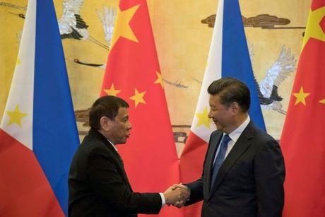 Duterte tuyen bo 'ly than' voi My - Anh 1