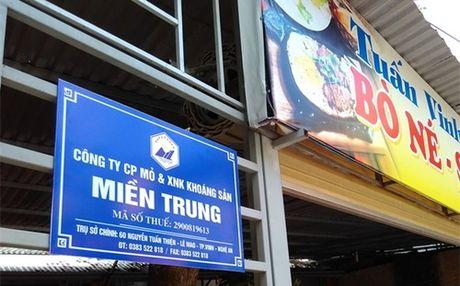 Chu tich bi bat, MTM dat doanh thu 0 dong - Anh 1