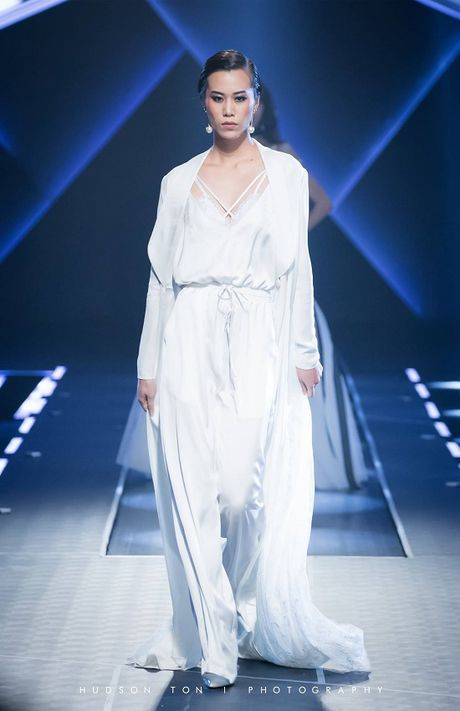 Dan mau Next Top lam 'chao dao'san dien thoi trang cua Chung Thanh Phong - Anh 15
