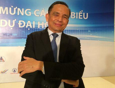 Ong Le Hoang Chau: Cac du an dang canh tranh gay gat! - Anh 1