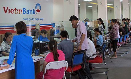 VietinBank duy tri lai suat cho vay chi tu 5 - 6%/nam - Anh 1