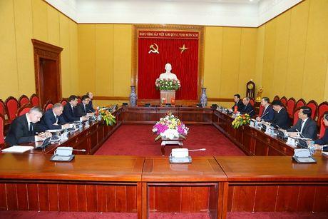 Thuc day quan he hop tac huu nghi truyen thong Viet Nam - Belarus - Anh 2