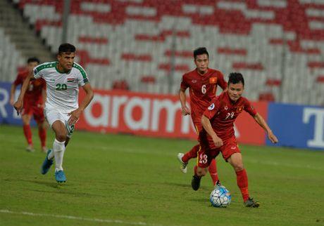 U19 Viet Nam – U19 Iraq: Ngay ngat vao tu ket U19 chau A - Anh 1