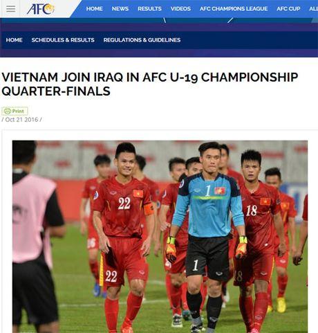 U19 Viet Nam bay xa: VFF chua thuong nong, fan chau A ca ngoi - Anh 2