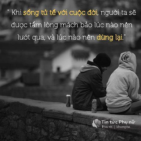 """Thuong duoc cu thuong di"": Song tu te dau phai qua kho khan? - Anh 1"