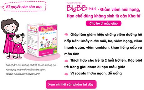 Me thong thai giup con: het ho, het chay nuoc mui chi sau 7 ngay - Anh 3