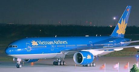 Vietnam Airlines dieu chinh lich bay do anh huong cua sieu bao Hai Ma - Anh 1
