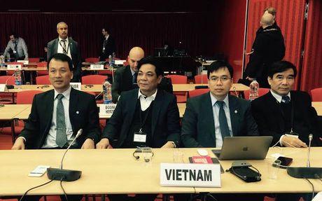 Viet Nam tham du cuoc hop Uy ban Do luong Phap dinh quoc te lan thu 51 - Anh 1