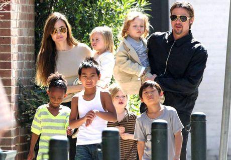 Cau be Maddox tu choi gap cha nuoi Brad Pitt - Anh 3