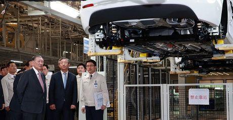 Hyundai mo them nha may thu 4 tai Cangzhou, Trung Quoc - Anh 1